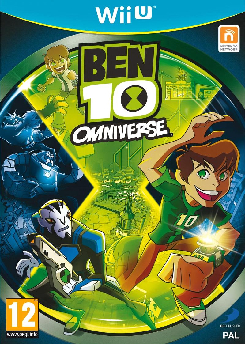 Ben 10: Omniverse (Video Game) - Universo Ben 10, Bem-vindo ao
