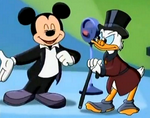 Mickey&Gilito HouseOfMouse