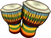 Conga Drums clothing icon ID 3048