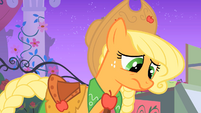 Disappointed Applejack S1E26