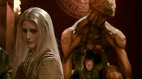 Claudia Wolf in Revelation 3D