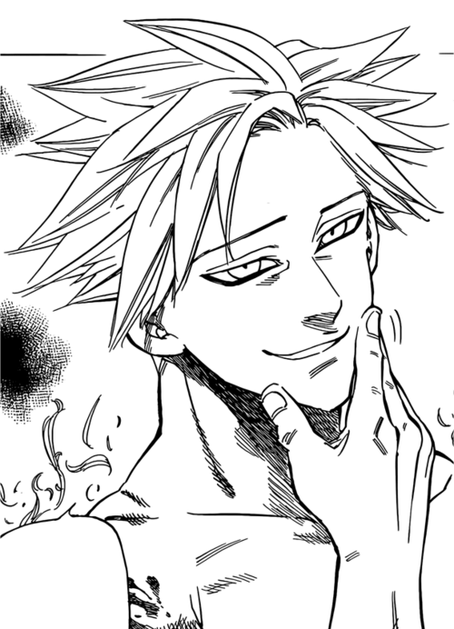 Gowther Of Nanatsu No Taizai