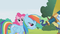 Rainbow Dash agrees S1E5