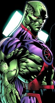 Martian Manhunter DCNU 2235808-martian manhunter