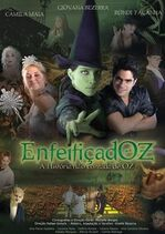 Wicked in brazil poster