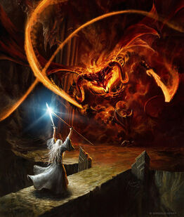 GandalfVSBalrog