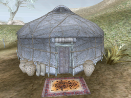 Wise Woman's Yurt - Zainab