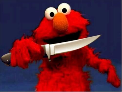 Deuueaugh Elmo