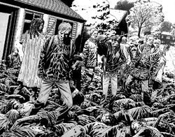 The Walking Dead - No way out!