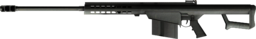Barret M82A3 Side Render
