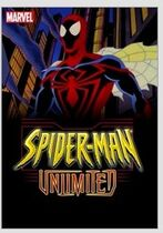 Logo unlimited Spiderman