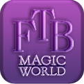 MainPage Button MagicWorld