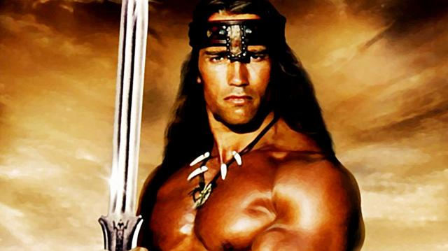 Arnold Schwarzenegger Talks Conan and Twins Sequels