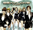T-ara 'Sexy Love' Japanese Version B