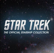 Star Trek The Official Starship Collection logo