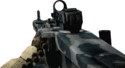 BFBC2 MG3 Winter Red Dot Sight