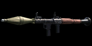 RPG-7 menu icon BOII