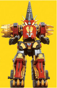 DT Mezodon Megazord