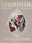 Mark Foy catalogue Winter 19152