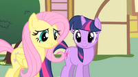 "Fluttershy ""I shouldn't have jumped to conclusions"" S01E22"