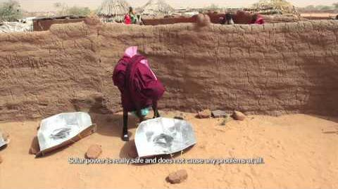 TAHA CHAMCHIHA Solar Cooking in the Sahel