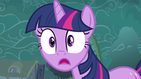 Twilight perfect fear expression S3E5