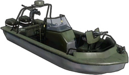 BFBC2 Patrol Boat Light ICON