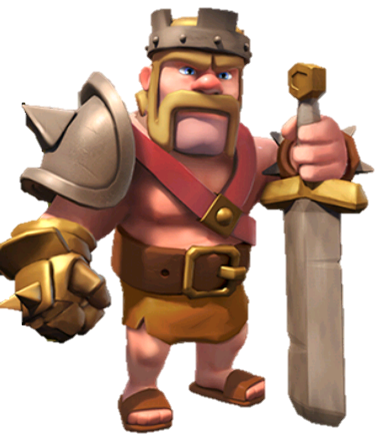 Barbarian King - Clash of Clans Wiki