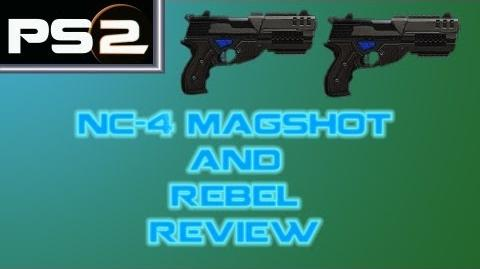 Planetside 2 - NC4 MagShot and Rebel Comparison Review - Mr. G4F-0