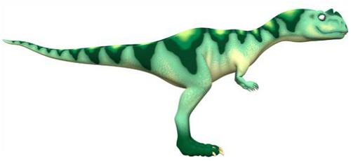 Yangchuanosaurus - Dinosaur Train Wiki