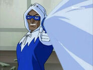 Flash rouges Captain Cold DCAU Captain Cold DCAU