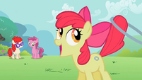 "Apple Bloom ""naw"" S02E06"