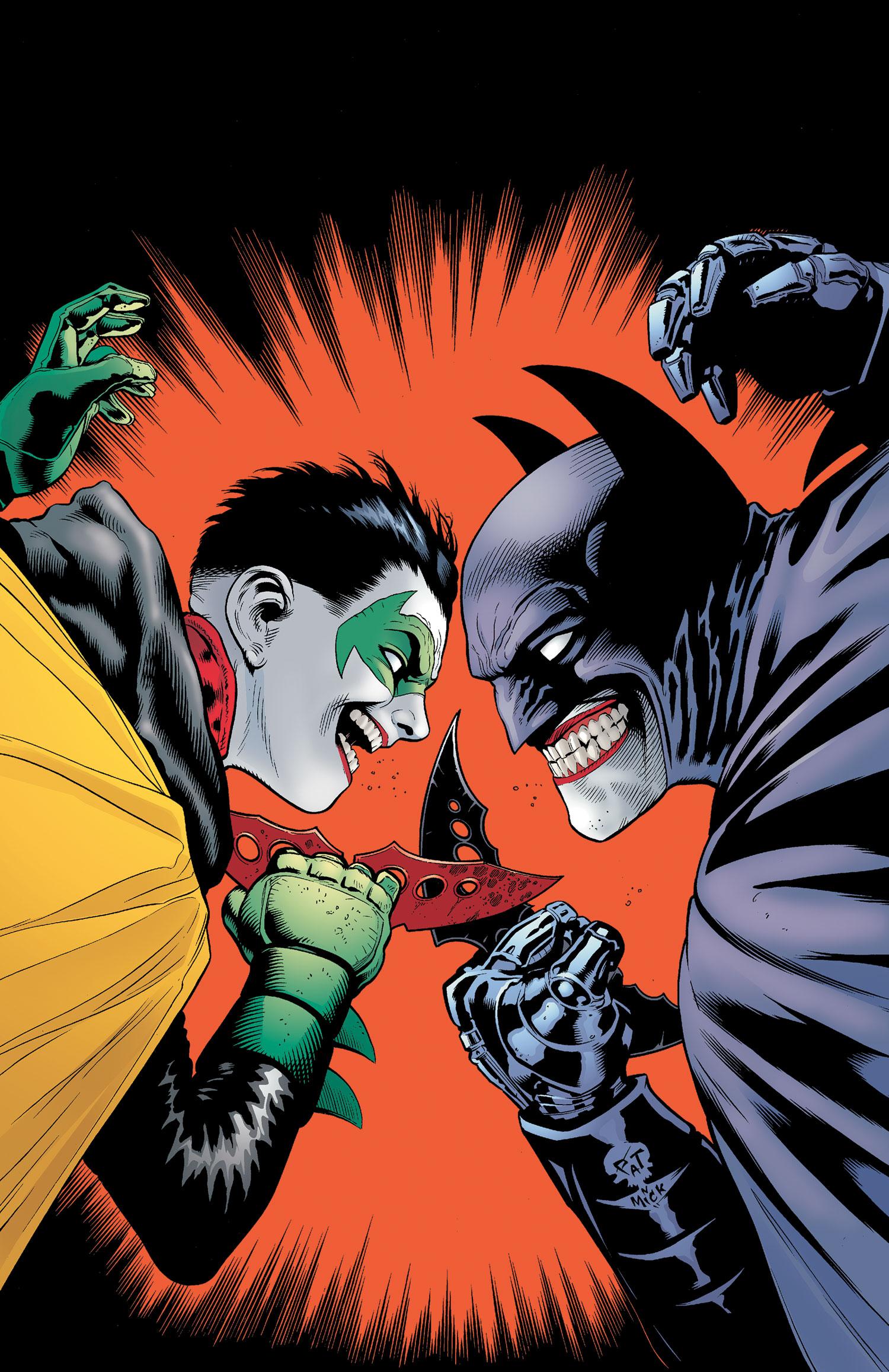 Batman and robin vol 2 16 dc comics database - Image de batman et robin ...