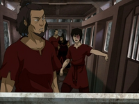 Hakoda and Zuko