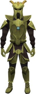 Zephyrium armour set (lg) equipped