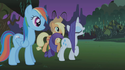 Rainbow Dash has a tail error S1E02