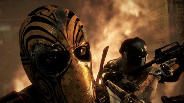 Army of Two The Devil's Cartel Couch Co-op Trailer