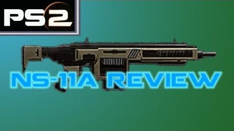 Planetside 2 - NS-11A Review - Mr. G4F