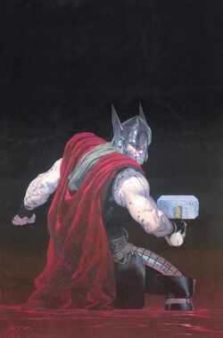 Thor God of Thunder Vol 1 7 Textless