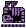 Purple Bone Icon