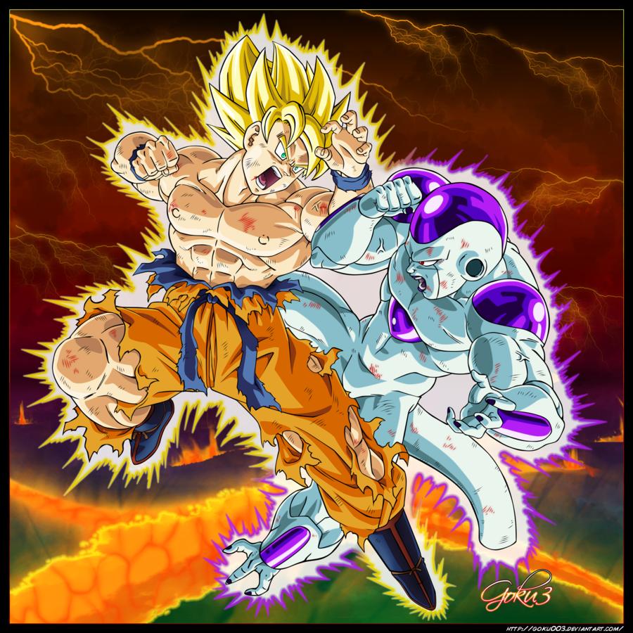 Datos Partintes Goku Freezer Episodio Dragon Ball Z Capitulo 98