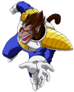 Vegeta Ozaru