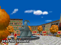 Delfino Square Overview (Mario Kart DS)
