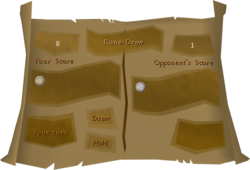 Rune Draw