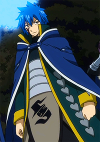 Jellal's attire in X791