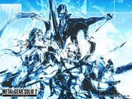 Metal Gear Solid 2 Sons of liberty Dead Cell