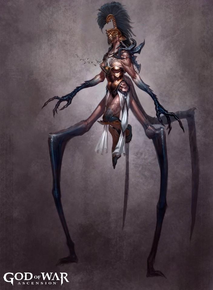 megaera god of war villains wiki villains bad guys