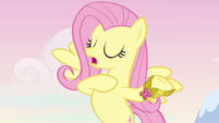 Fluttershy removes her element S03E10