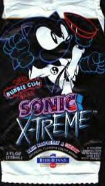 Sonic Xtreme Ice Cream Bar