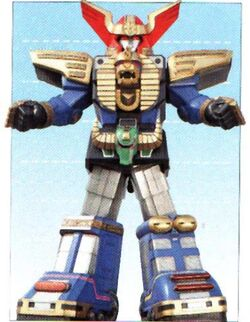 Zeo Megazord